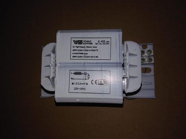 Дроссель ПРА 1И  250  ДРЛ  (внутренний), фото 2