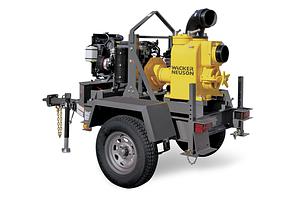 Мотопомпа для грязной воды Wacker Neuson PT 6LS