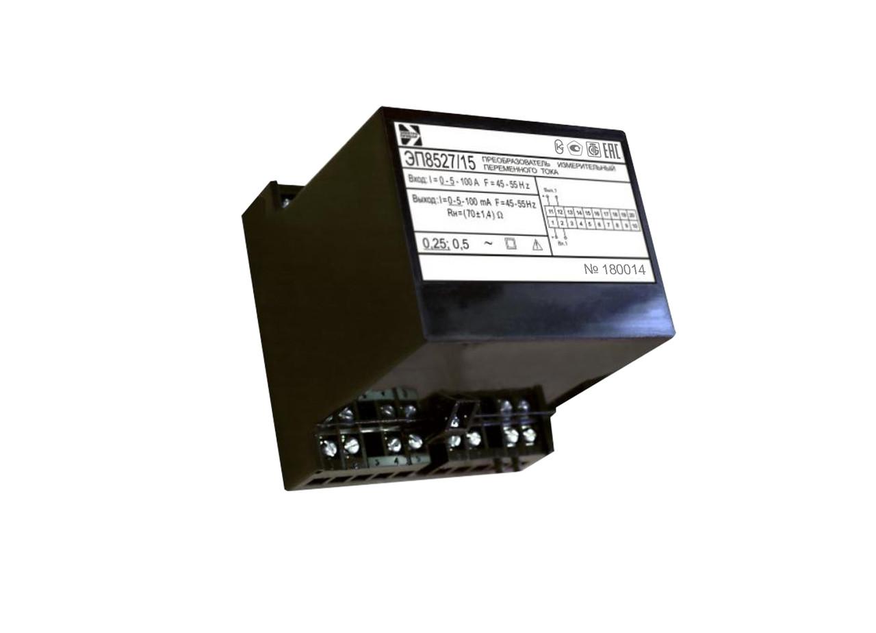 Преобразователи измерительные ЭП 8527