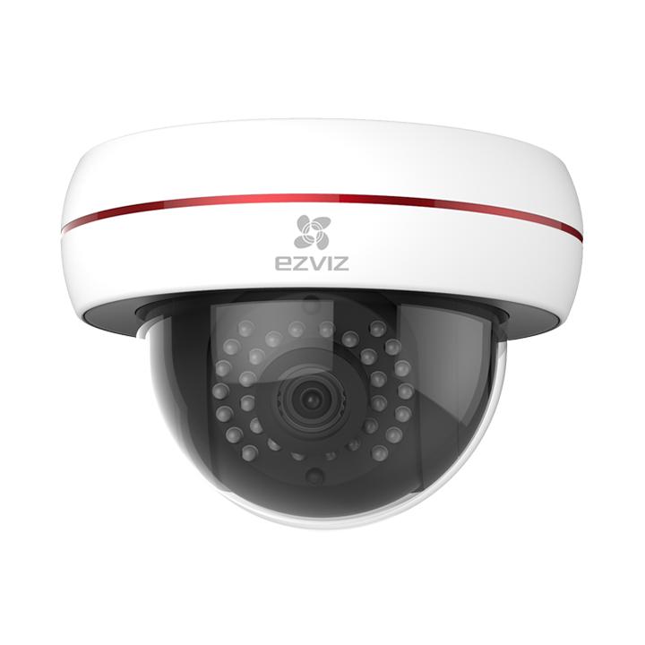 IP / Wi-Fi Купольная Камера Видеонаблюдения
