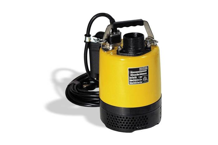 Погружной насос для грязной воды Wacker Neuson PS2 500