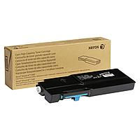 Лазерный тонер-картридж Xerox 106R03510, для Xerox C400/C405 (2.5k) оригинал, Cyan