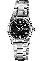 Женские наручные часы Casio LTP-V006D-1B, фото 1