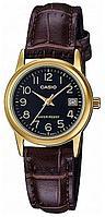 Женские наручные часы Casio LTP-V002GL-1B, фото 1
