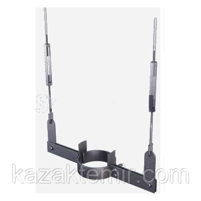 Блок подвески хомутовый для вертикальных трубопроводов ОСТ 34-10-728-93, фото 2