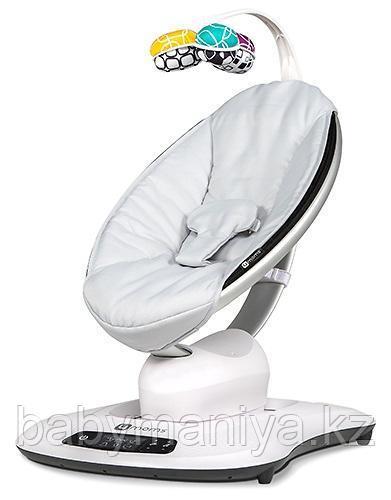 Кресло-качалка 4moms MamaRoo4 Grey