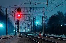 Железнодорожные светофоры и комплектующие