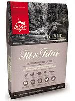 Сухой беззерновой корм для кошек с излишним весом Orijen Fit&Trim