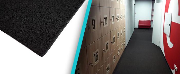 Резиновое покрытие Sagama Sport Terra 850 - базовое основание спортивной площадки