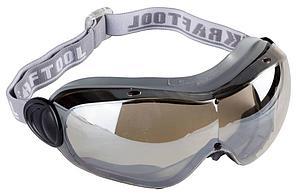 """Очки KRAFTOOL """"EXPERT"""" защитные с непрямой вентиляцией, с оправой из термопластэластомера, линза поликарбонатн"""