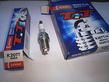Denso K20TT Свеча зажигания