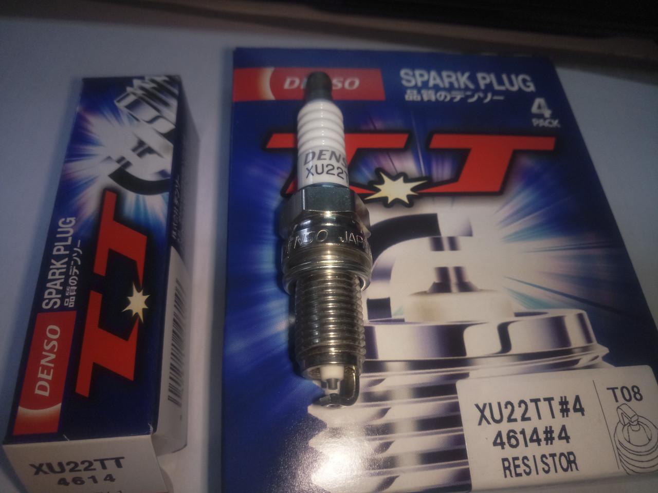 Denso XU22TT Свеча зажигания