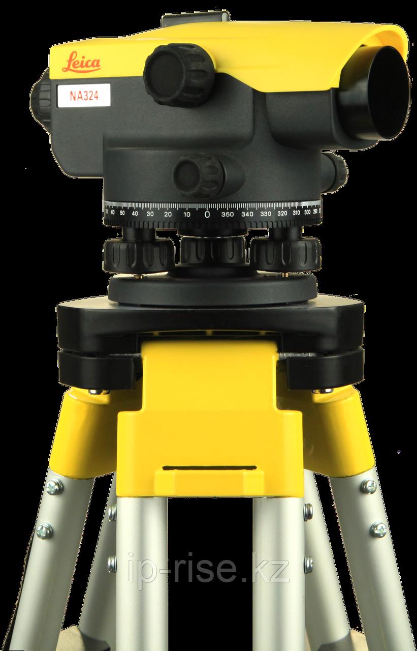 Инженерный оптический нивелир Leica NA 324