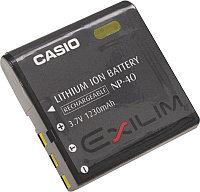 Аккумулятор Casio NP-40 (1300 mAh)