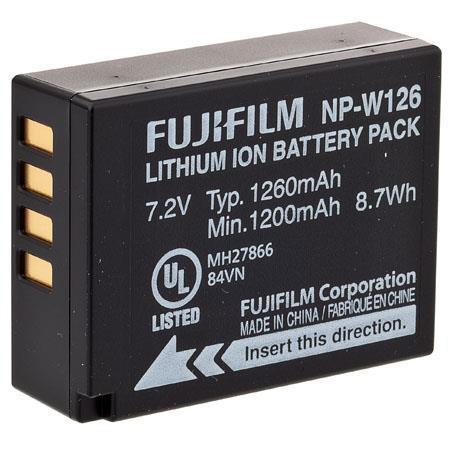 Аккумулятор Fujifilm NP-W126 (1260 mAh)