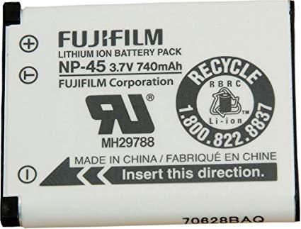 Аккумулятор Fujifilm NP-45 (740 mAh)