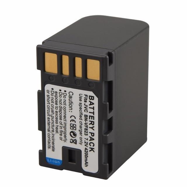 Аккумулятор JVC BN-vf815 (1460 mAh)