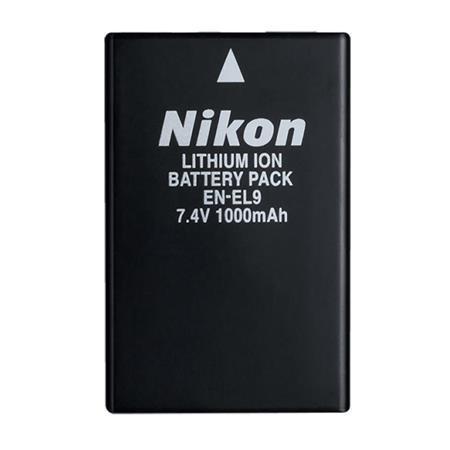 Аккумулятор Nikon en-el9 (1800 mAh)