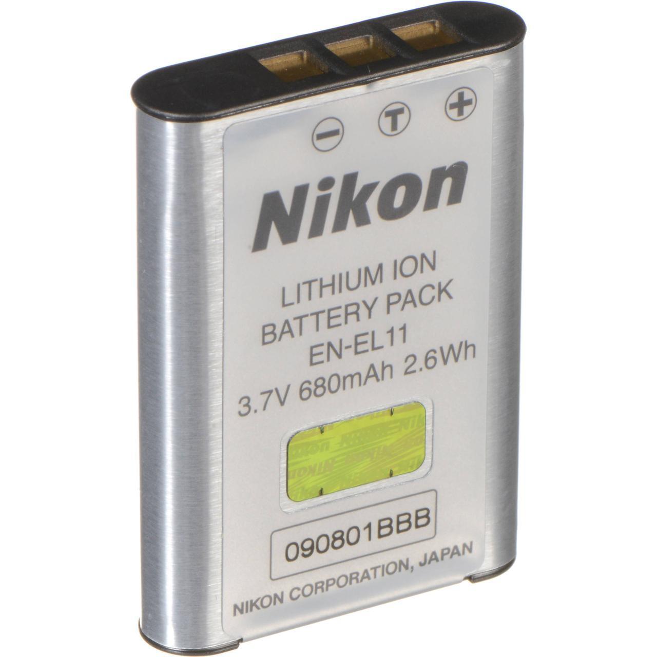 Аккумулятор Nikon en-el11 (680mAh)