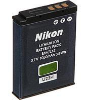 Аккумулятор Nikon en-el12 (1050 mAh)