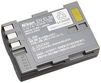 Аккумулятор Nikon en-el 3e (1500 mAh)