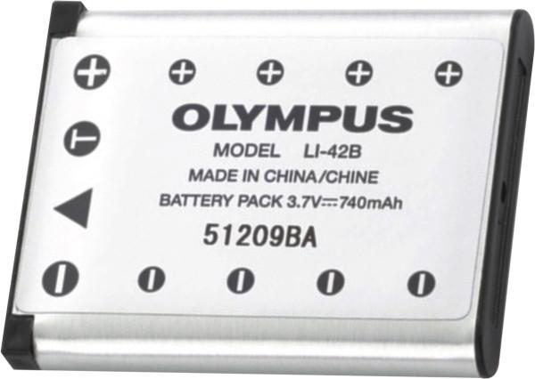 Аккумулятор OLYMPUS LI-42B (740 mAh)