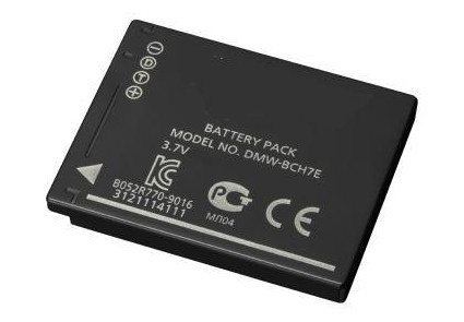 Аккумулятор Panasonic BCH 7e (680 mAh)