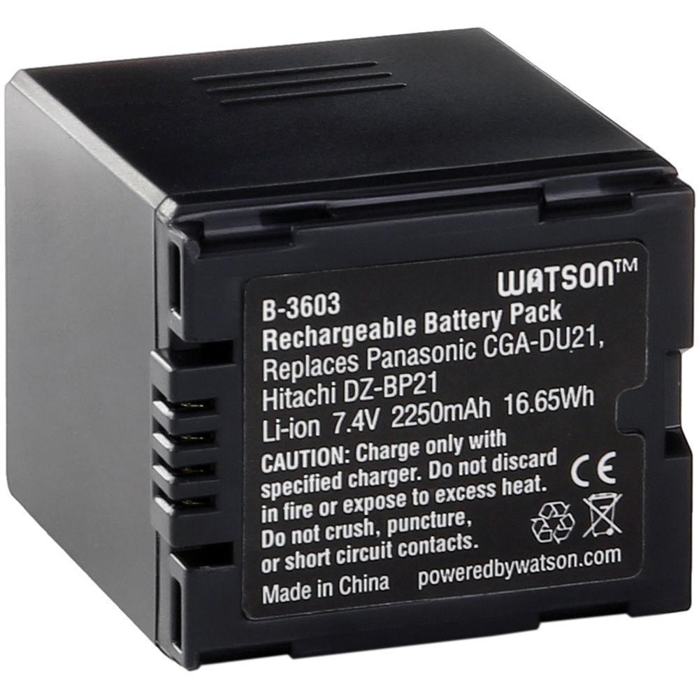 Аккумулятор Panasonic CGA-DU21 (2040 mAh)