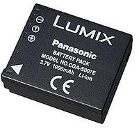 Аккумулятор Panasonic CGA-S007 для Lumix (1000 mAh)