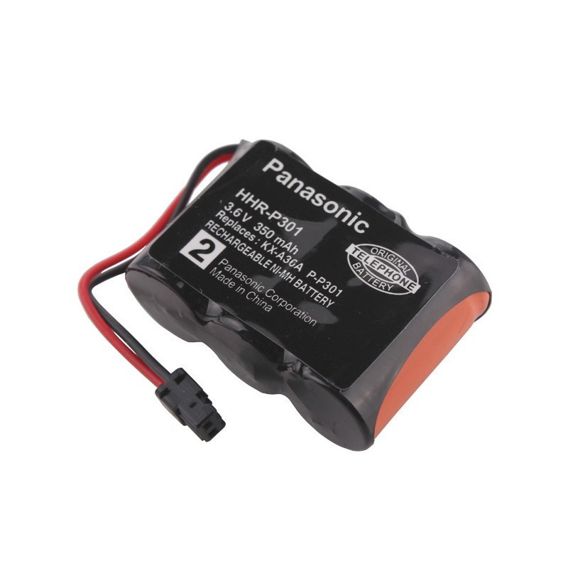 Аккумулятор Panasonic P301 (350 mAh)