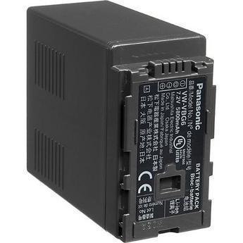 Аккумулятор Panasonic VBG 6 (5400 mAh)
