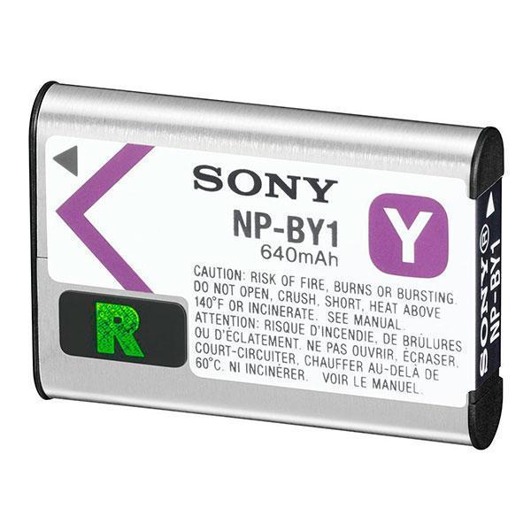 Аккумулятор Sony NP-BY1 (640 mAh)