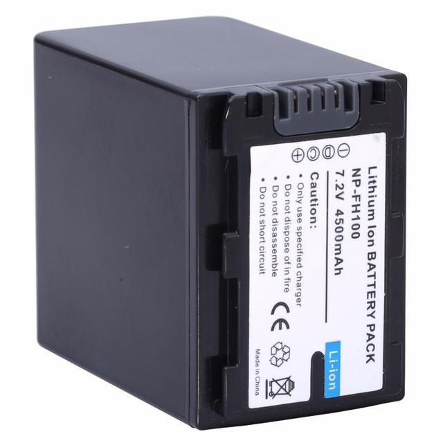 Аккумулятор Sony NP-FH100 (3900 mAh)