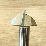 Фреза прямая 1/2*2 (12,70*50,80 мм) Tide Way, фото 2