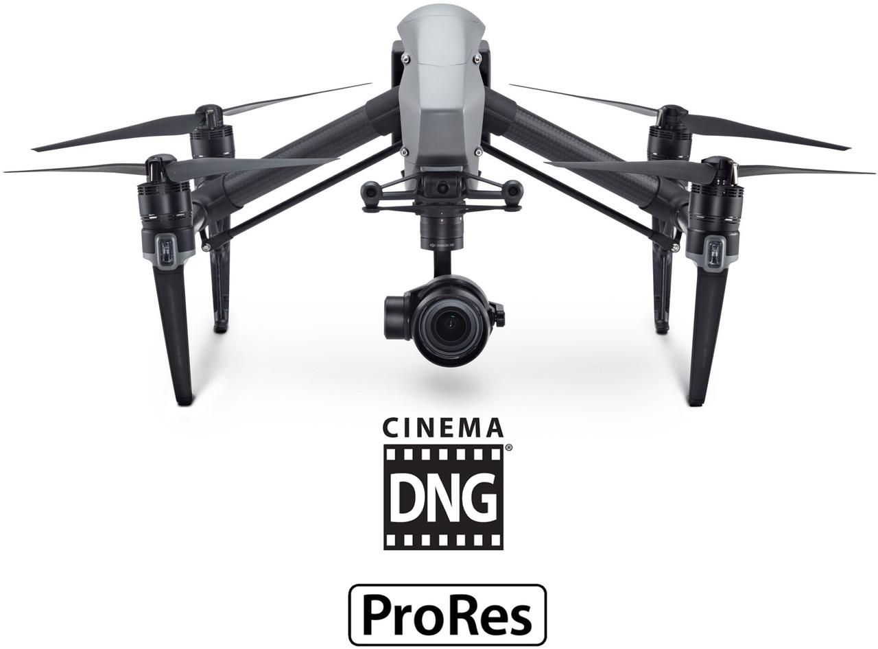 Дрон DJI Inspire 2 Cinema Premium Combo