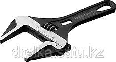 Ключ разводной SlimWide Compact, 120 / 28 мм, KRAFTOOL