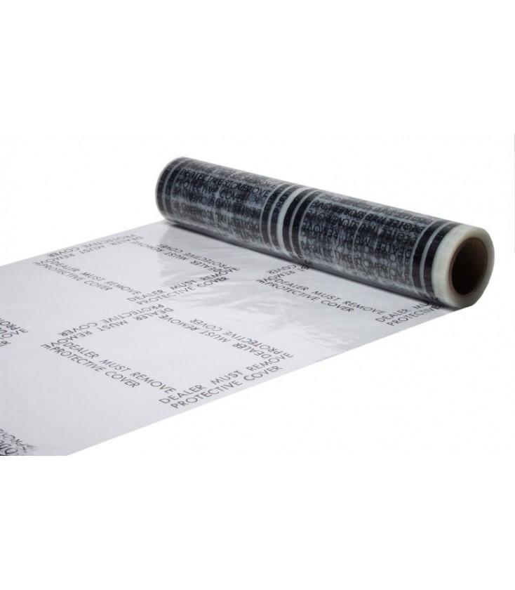 Защитная пленка для ковролана салона автомобиля (США)