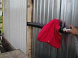 Утепление Эковатой стен, полов, домов, ангаров, мансард, чердаков, фото 6