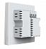 Умный выключатель Aqara Smart Light Switch ZigBee Version (2 кнопки), фото 2