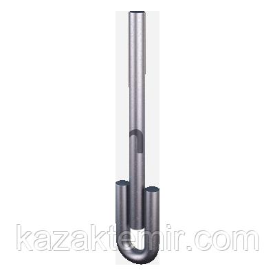 Резьбовая тяга с ушком для подвесок станционных трубопроводов ОСТ 34-10-741-93, фото 2