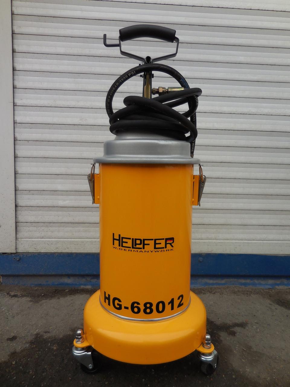 Механический экстрактор для замены масла HG-68012
