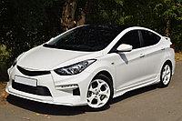 Обвес M&S Style на Hyundai Elantra (Avante MD) 2010+