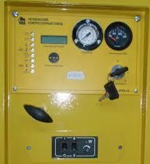 Панель управления Ehb 5170 24V MCflex-Chkz со встроенным манометром enb5170-1-MV