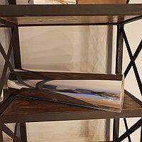Флекс пленка. Цвет Серебро - Зеркало (Металлик)
