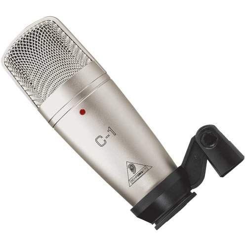 Студийный микрофон BEHRINGER C1 USB