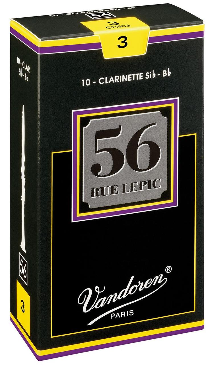 Трости для кларнета VANDOREN 56 RUE LEPIC 2.5