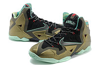 Кроссовки Nike LeBron XI (11) Gold Elite 2014 (40-46), фото 2