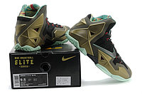 Кроссовки Nike LeBron XI (11) Gold Elite 2014 (40-46), фото 5