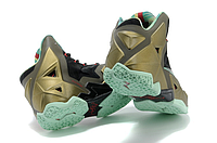 Кроссовки Nike LeBron XI (11) Gold Elite 2014 (40-46), фото 6