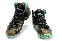 Кроссовки Nike LeBron XI (11) Gold Elite 2014 (40-46), фото 4